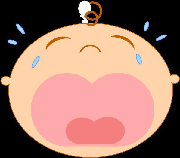 Baby Crying Cartoon Royalty Free Cliparts, Vectors, And Stock Illustration.  Image 76397064.