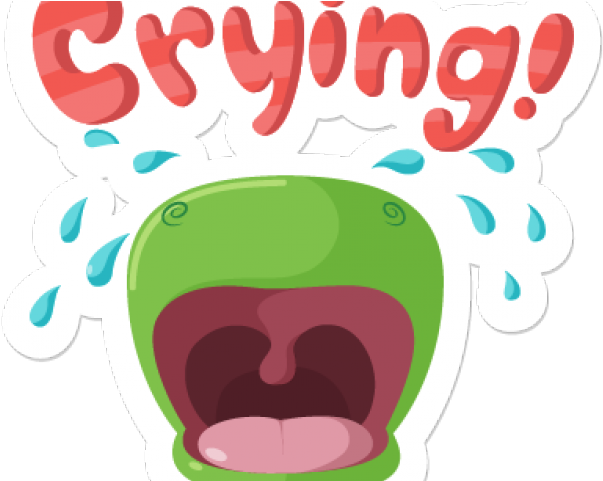 Crying Clipart Kilos - Png Download - Full Size Clipart ...