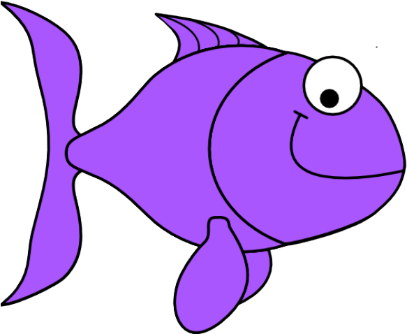 Transparent Background Goldfish Clipart - Png Download ...