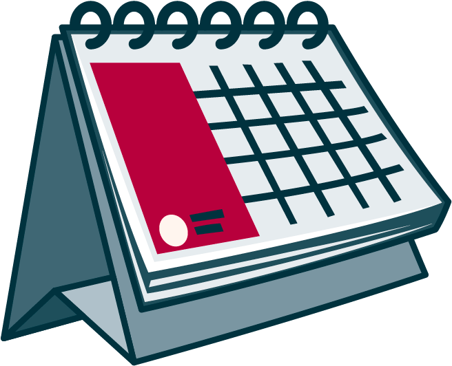 Image result for calendrier clipart