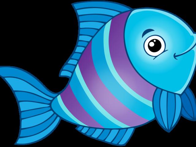Ocean Clipart Rocks - Fish Sea Animal Clipart - Png ...
