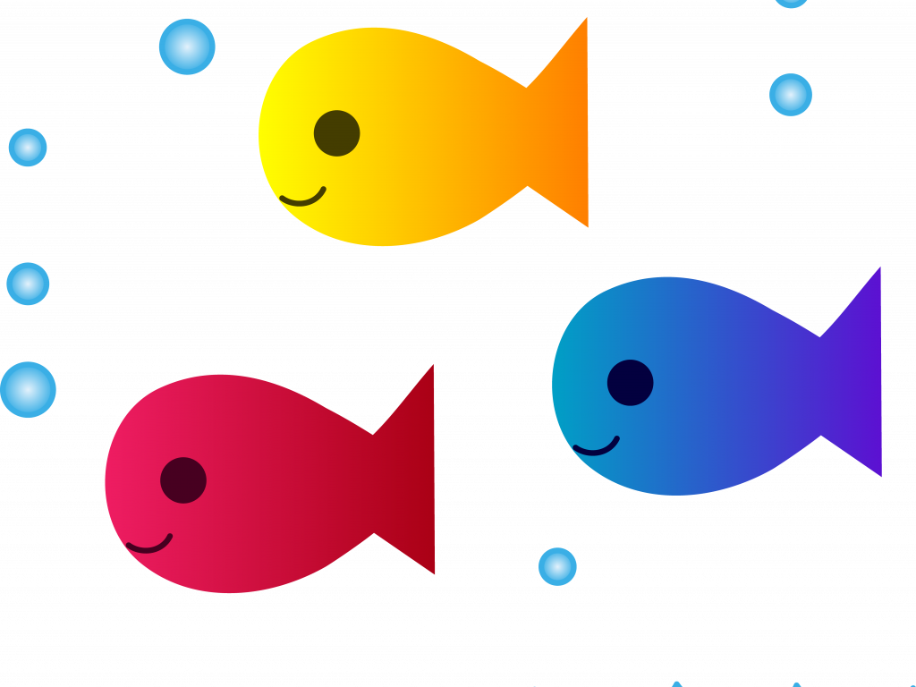 Download Clip Art Fish Flash Card Printable Fish Png Download Full Size Clipart 3772520 Pinclipart