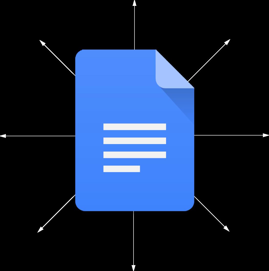 google docs icon