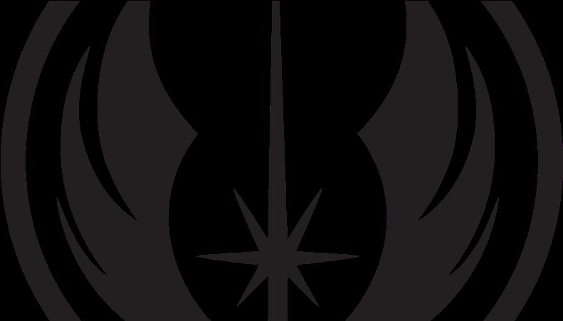 Jedi Order Symbol Clipart - Full Size Clipart (#3847778 ...
