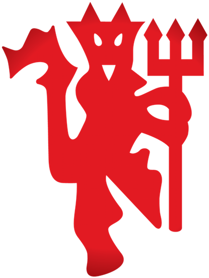 Manchester United Logo Clipart Red Devil Man Utd Png Download Full Size Clipart 3848245 Pinclipart