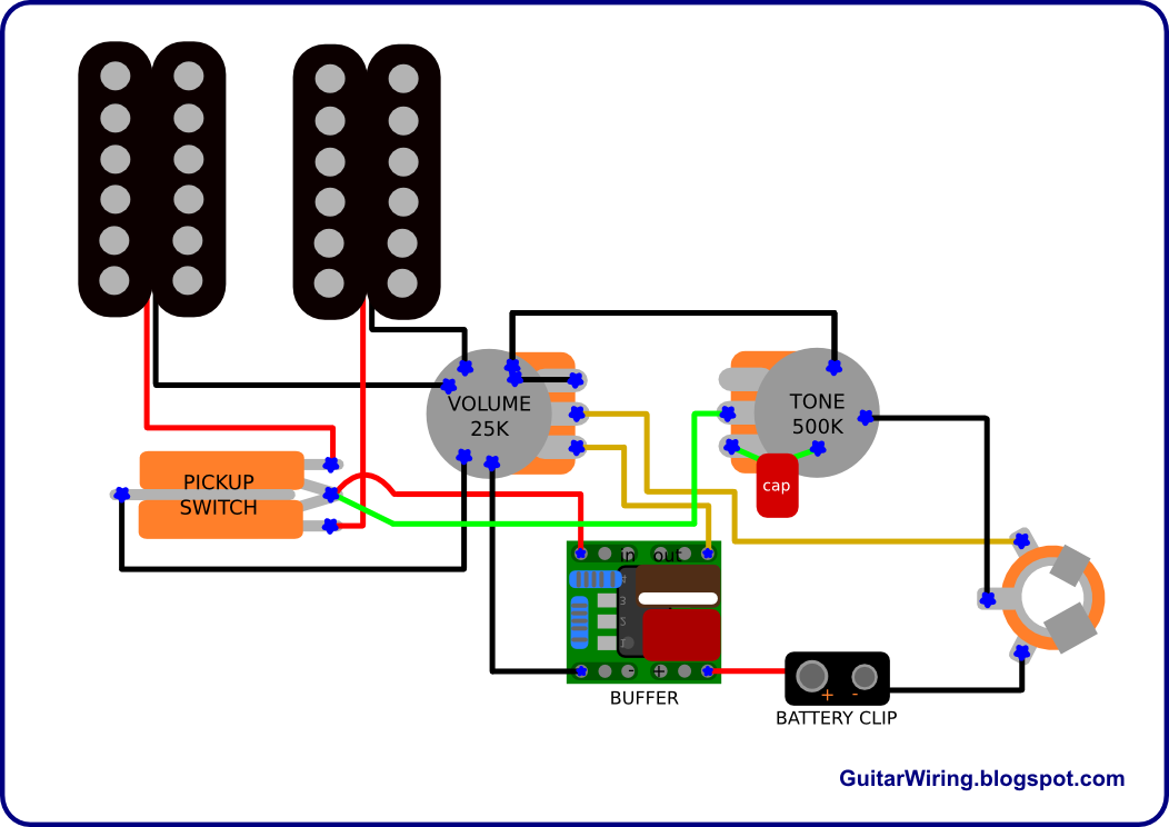 [SCHEMATICS_48ZD]  Guitar Pickup Wiring Diagram Schematic Free For You - Guitar Wiring No Tone  Clipart - Full Size Clipart (#3966331) - PinClipart | Free Download Guitar Wiring Schematics |  | PinClipart.