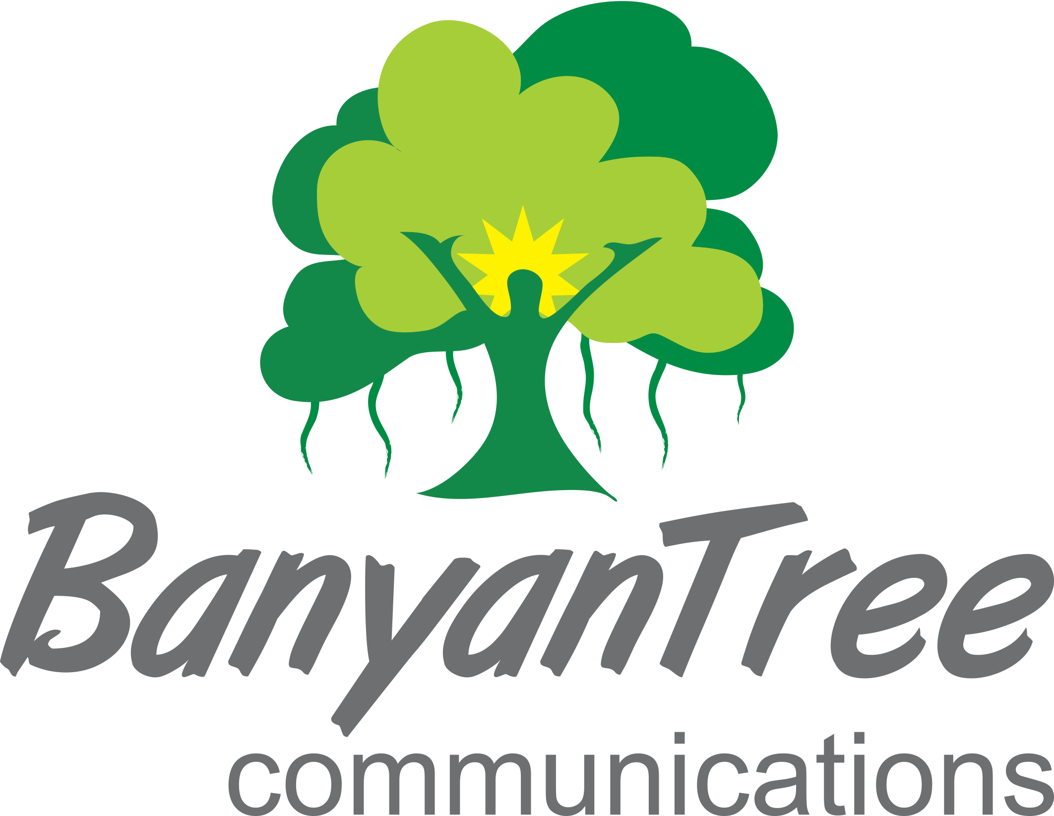 Banyan Tree Clipart Logo - Png Download - Full Size ...