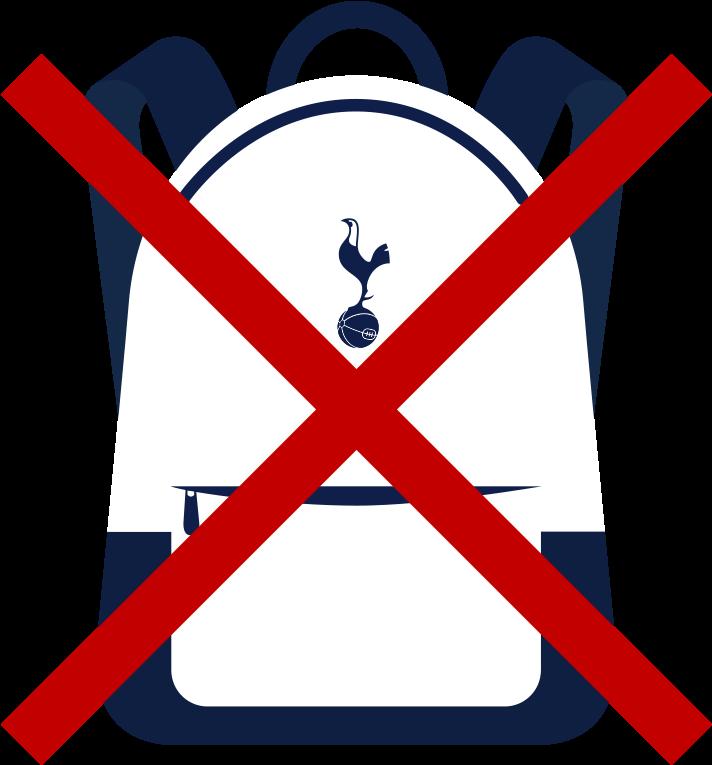 Nobags Tottenham Hotspur Clipart Full Size Clipart 3999061 Pinclipart