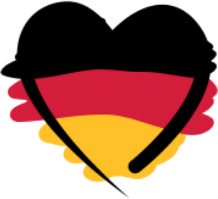 Deutschland Deutschlandfahne Fussball Fussball Liebe