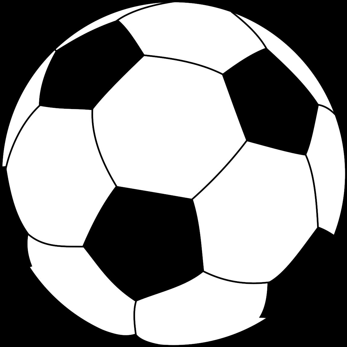 Open Soccer Ball Clipart Full Size Clipart 47394