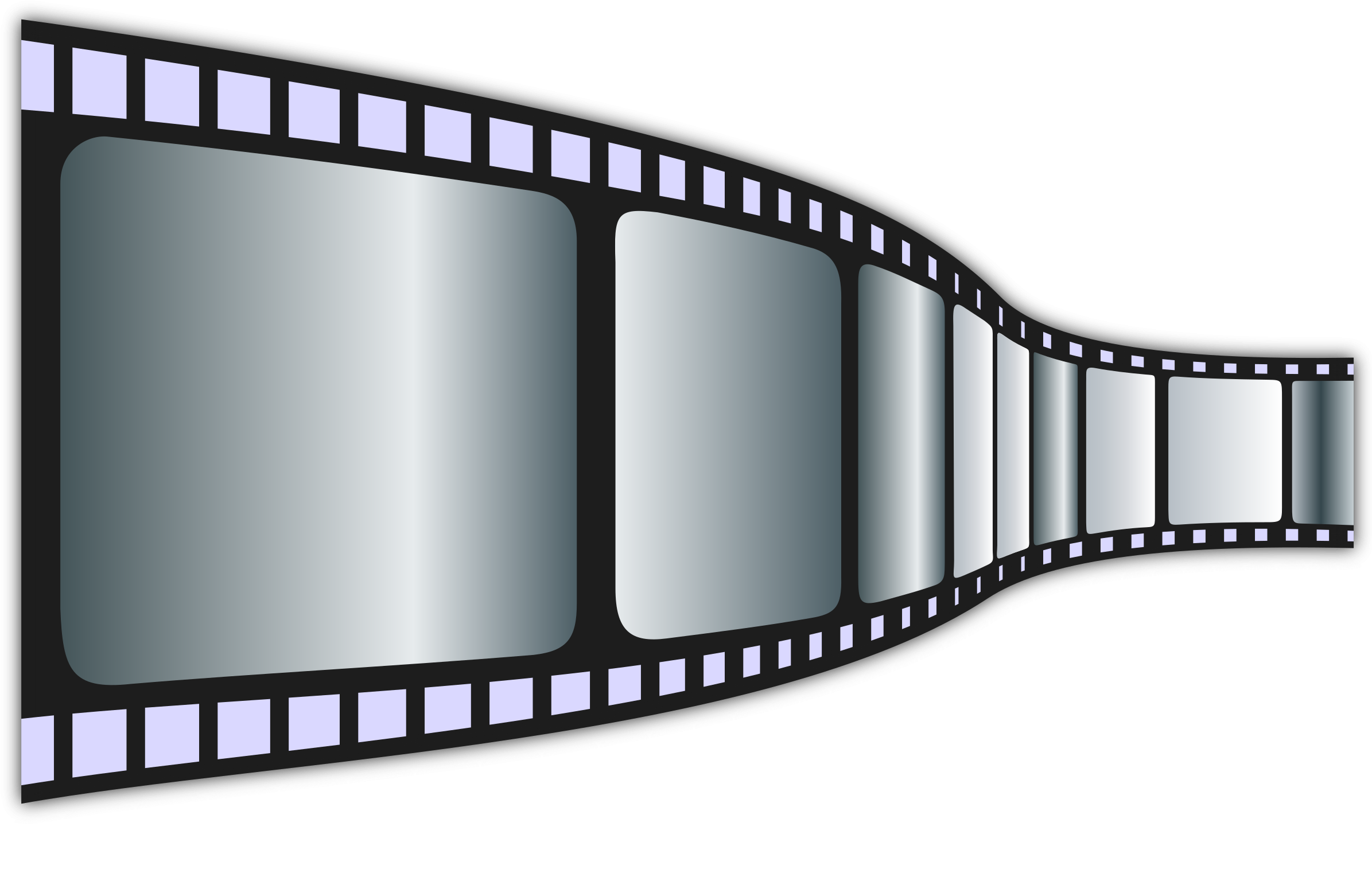 Film Strip Free To Use Clip Art - Quiz Film Round - Png ...