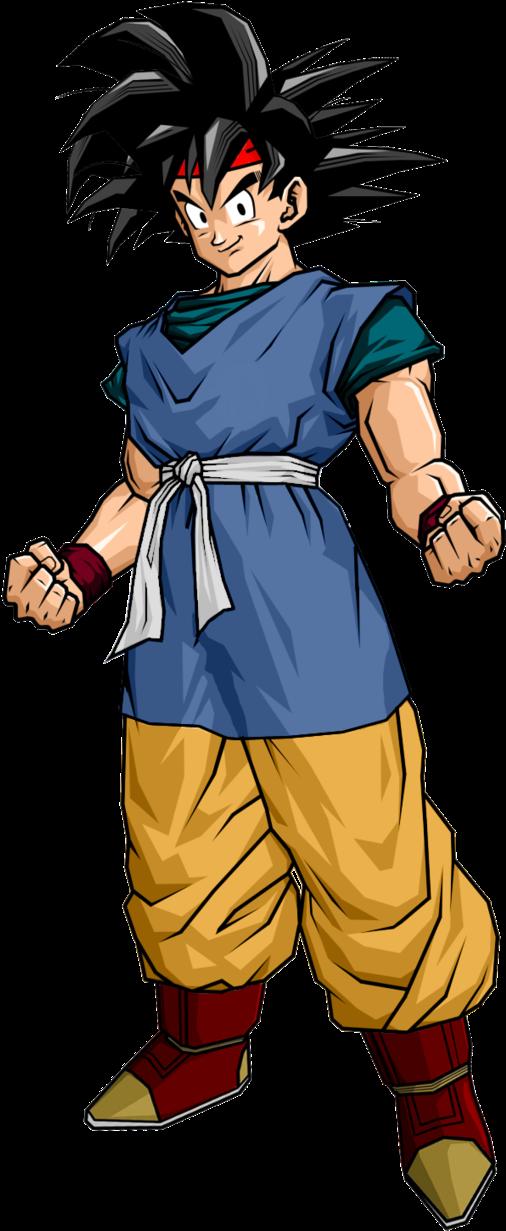 Goku Clipart Wikia - Goku Dragon Ball Z Budokai Tenkaichi ...