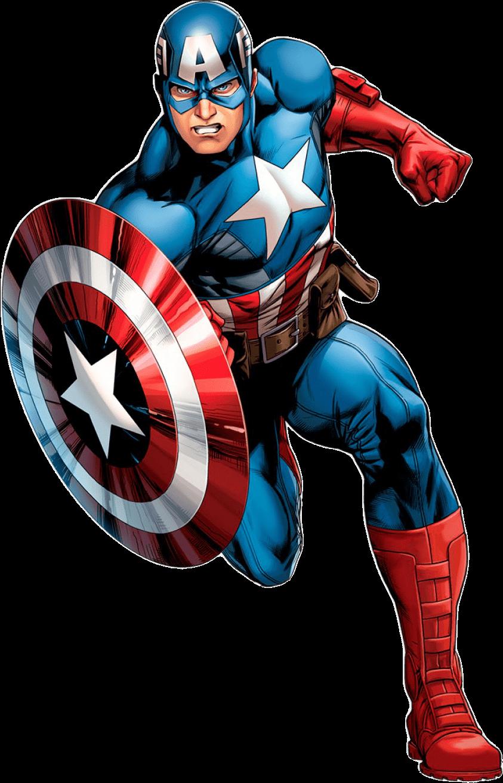 Download Captain America Transparent Png Images - Avengers ...