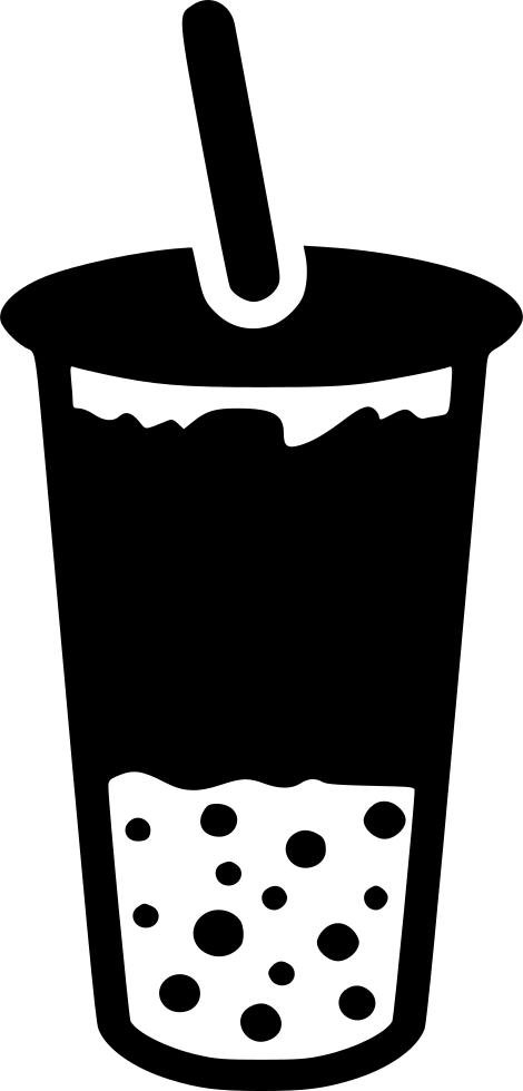 Tea Icon Png Bubble Tea Clipart Png Transparent Png Full Size Clipart 4093770 Pinclipart