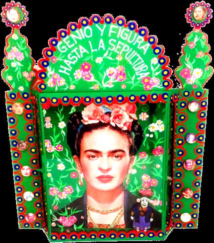 Frida Genio Y Figura Hasta La Sulpultura - Frida Kahlo ...
