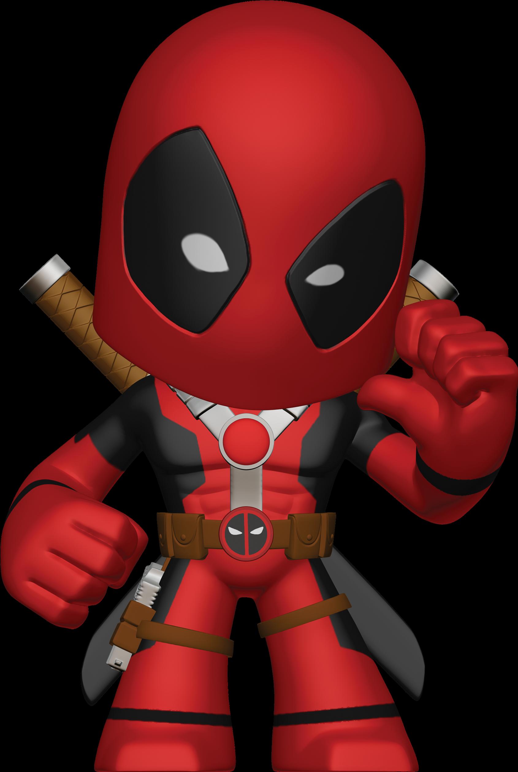 Deadpool Clip Firefly Cartoon Figure Of Deadpool Png Download Full Size Clipart 4131320 Pinclipart