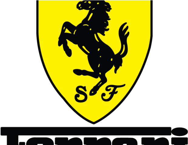 Logo Clipart Ferrari Ferrari Logo Png Download Full Size Clipart 4136326 Pinclipart