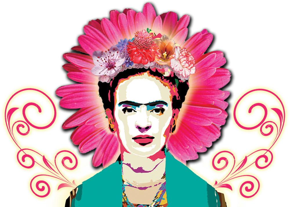 Frida Kahlo Png Clipart - Full Size Clipart (#4147249 ...