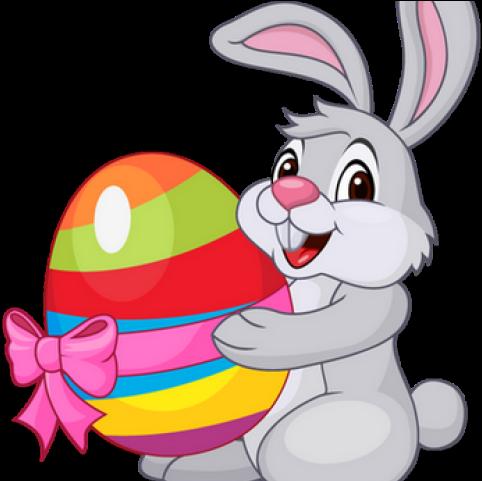 Easter Bunny Clipart Easter Sunday Desenho Do Coelho Da Pascoa