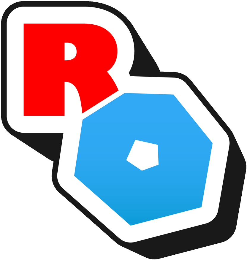 Roblox Odyssey On Twitter Roblox Logo Remakes Clipart Full