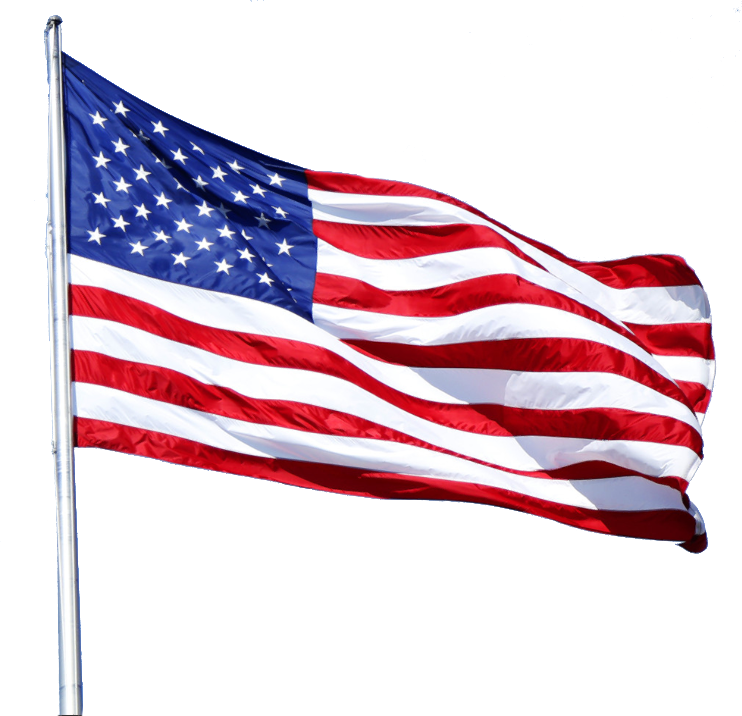 Usa Flag Png Clipart - Full Size Clipart (#4226374 ...