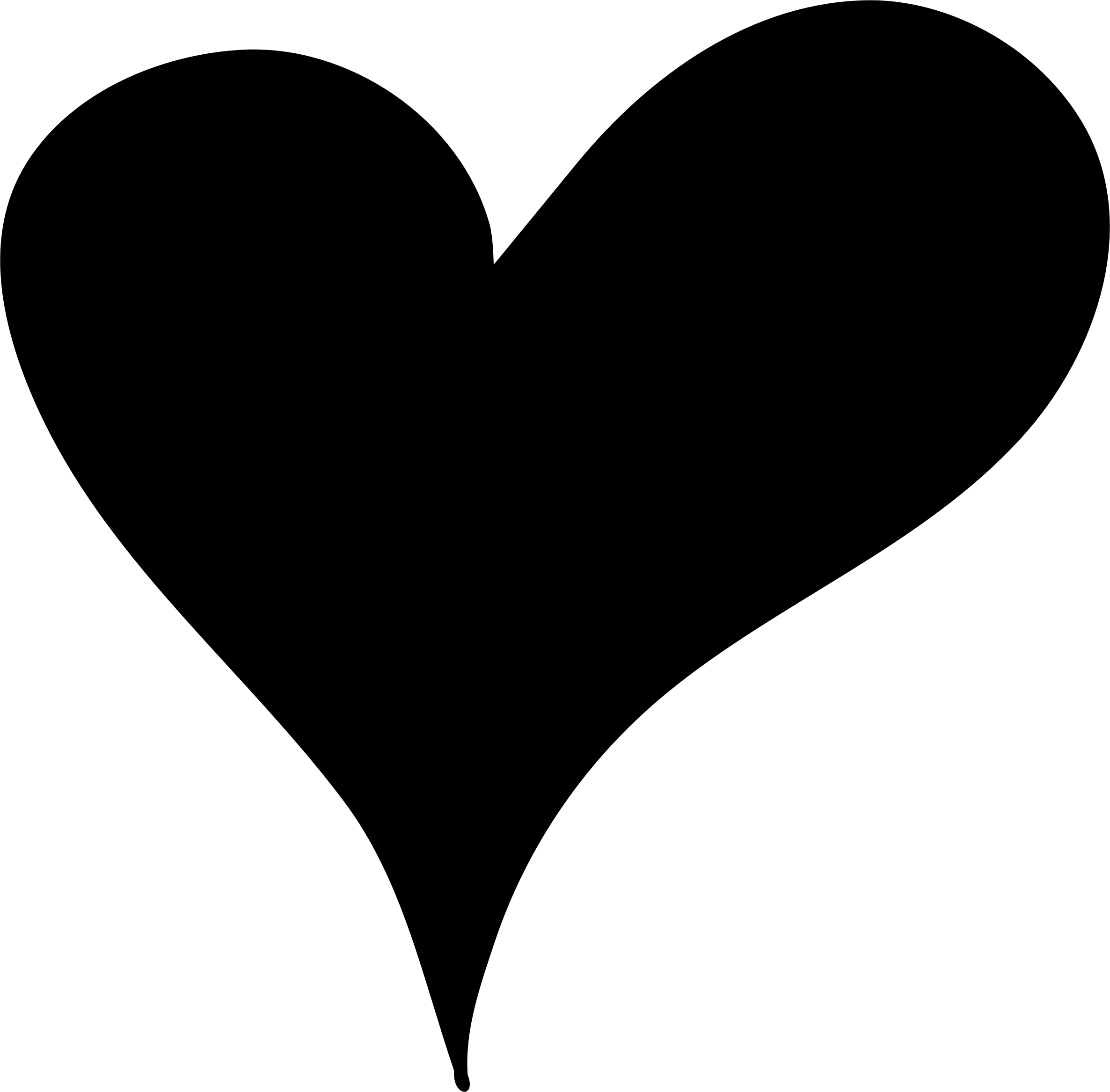 Clipart Stock Outline Medium Image Png - Hearts Outline ...