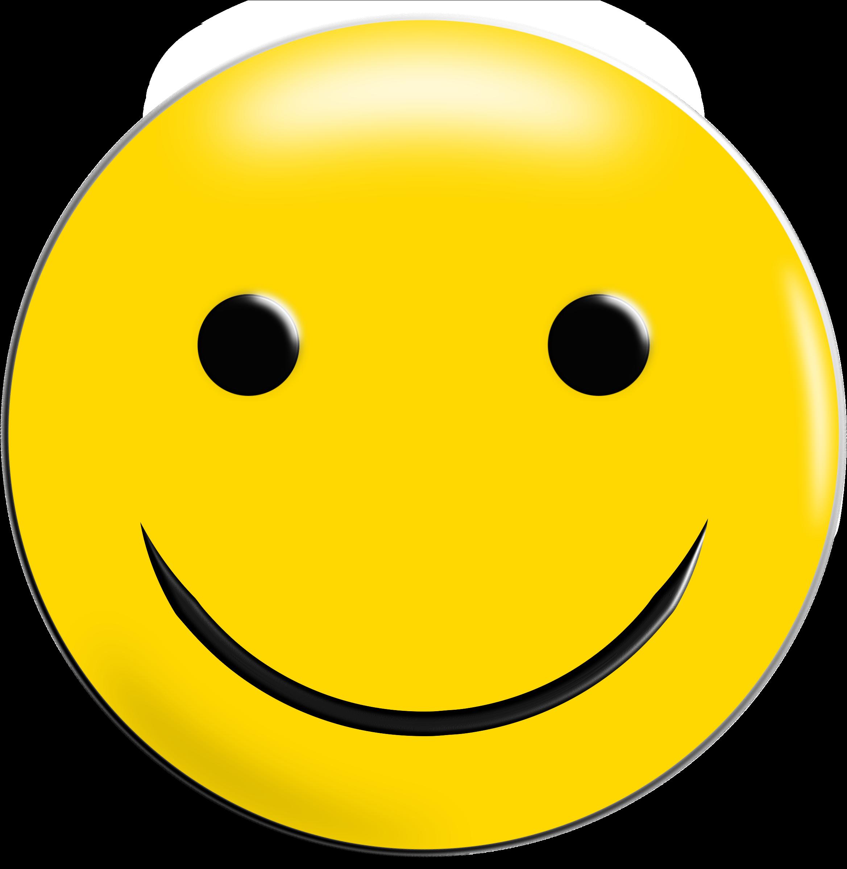 All Photo Png Clipart - Clip Art Emoji Happy Face Transparent Png (750x750), Png Download