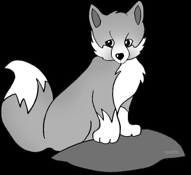 Transparent Fox Gif