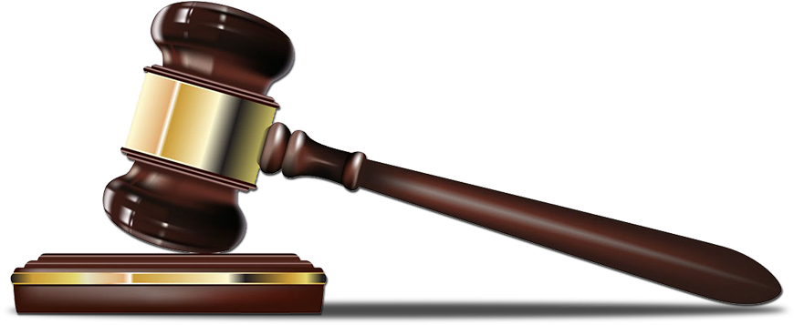 Law Transparent Mallet - Justice Gavel Clipart - Full Size ...