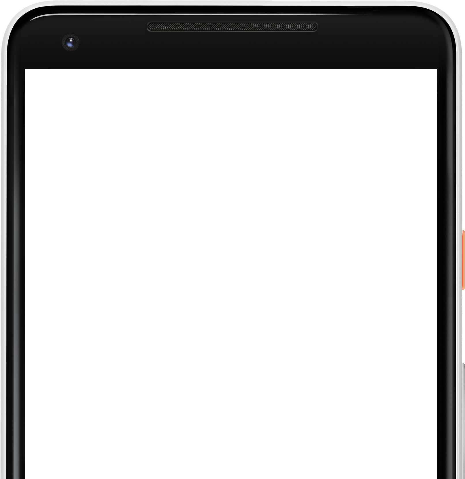 Mobile Frame Without Background Clipart - Full Size Clipart