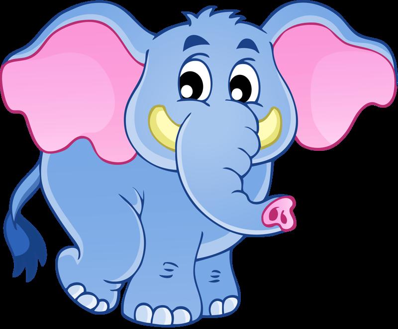 Вышивки, картинки слоников для детей