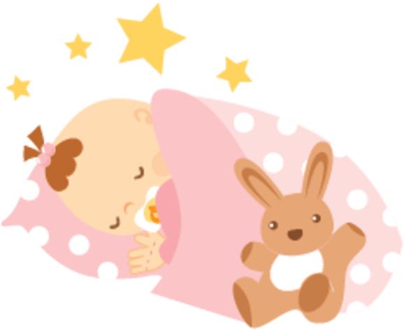 New Baby Girl Clipart Sleeping Baby Icon Png Transparent Png Full Size Clipart 468226 Pinclipart