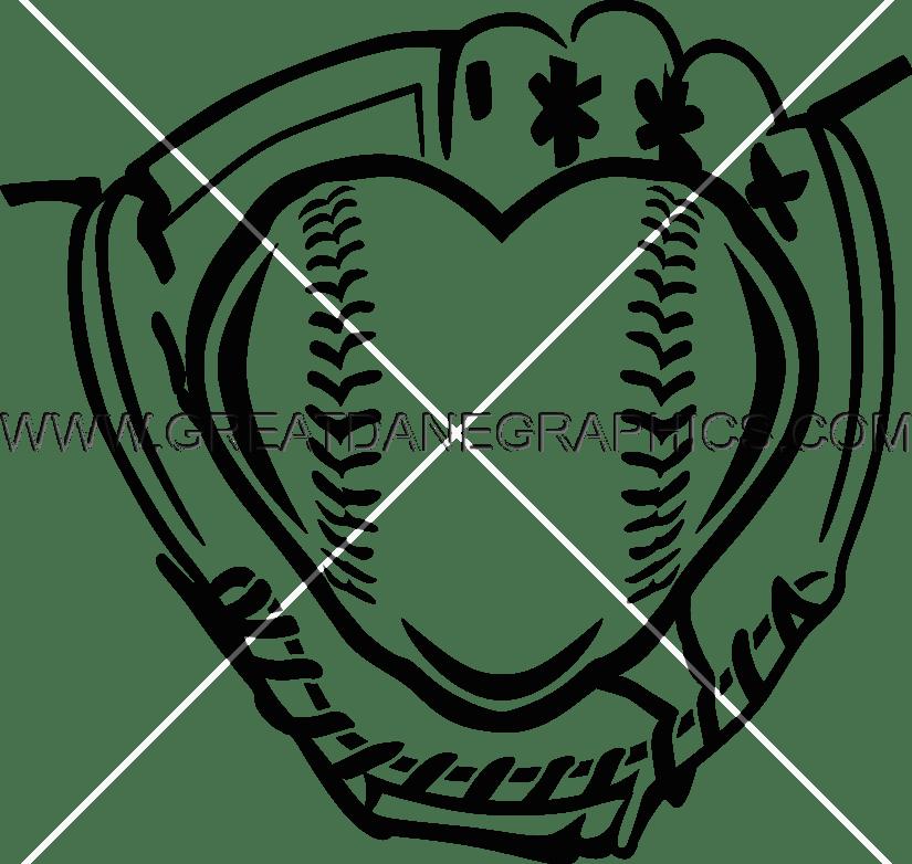 Baseball Heart Drawing Clipart Baseball Drawing Clip Baseball Heart Drawing Png Download Full Size Clipart 475511 Pinclipart