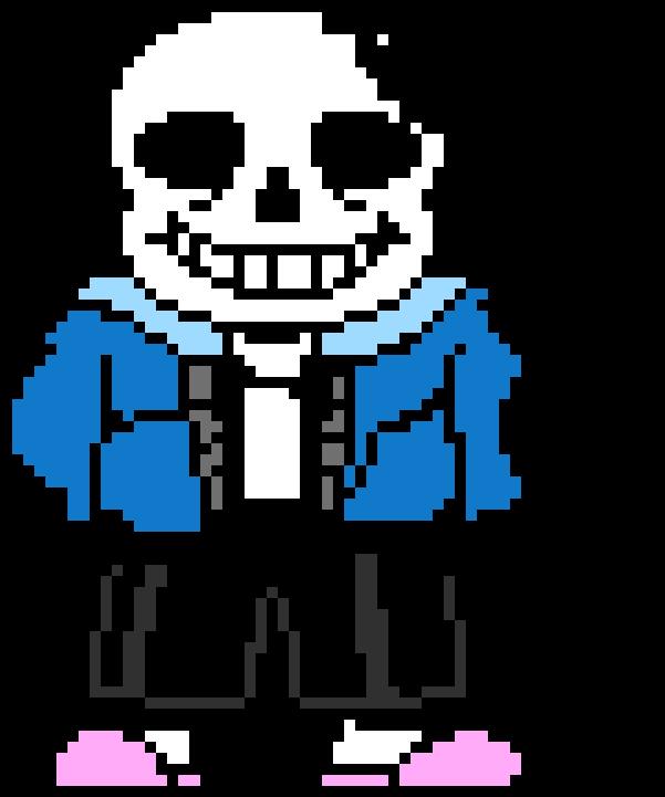 Papyrus I Dont Feel So Good Xxxtentacion Pixel Art