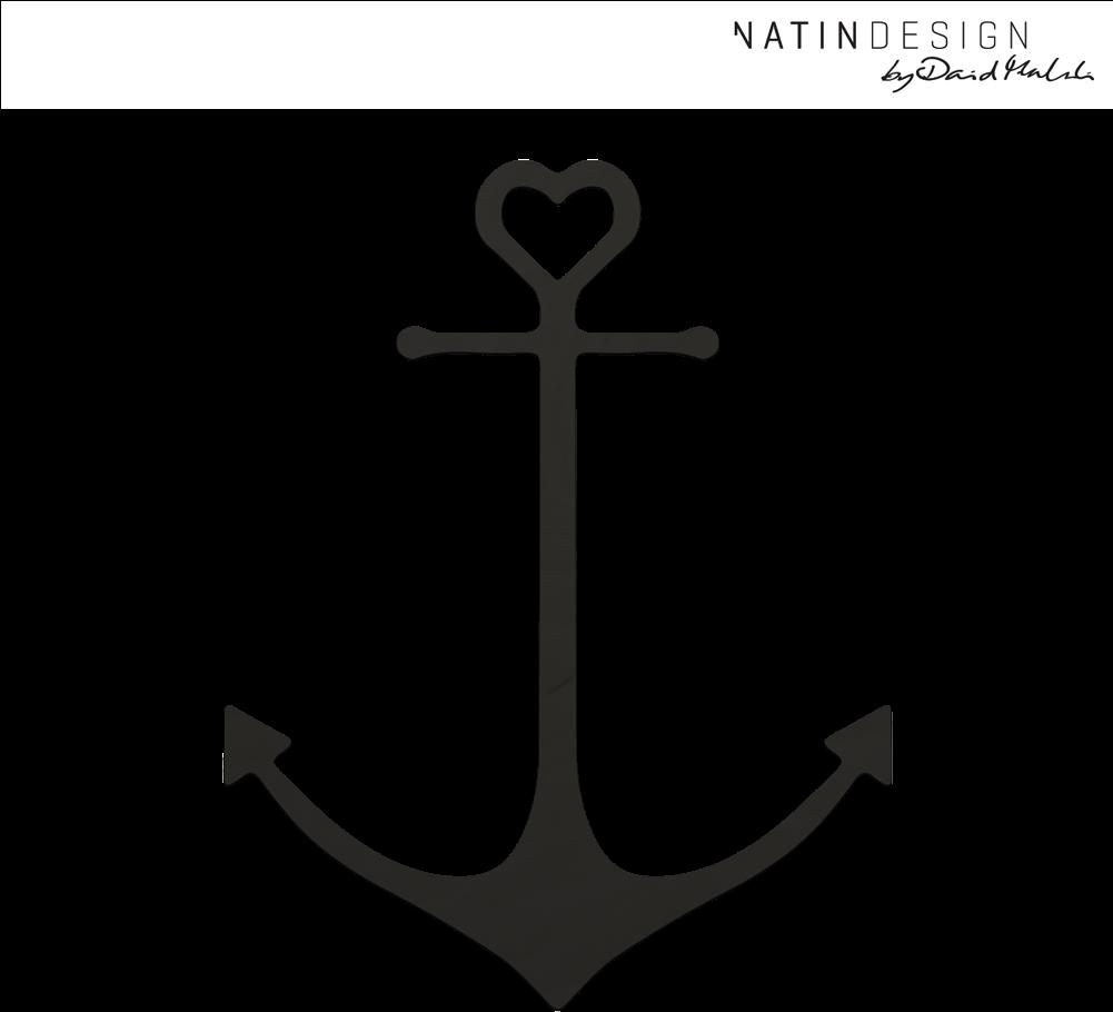 Kopie Kopie Kopie Heart Anchor Tattoo Design Clipart
