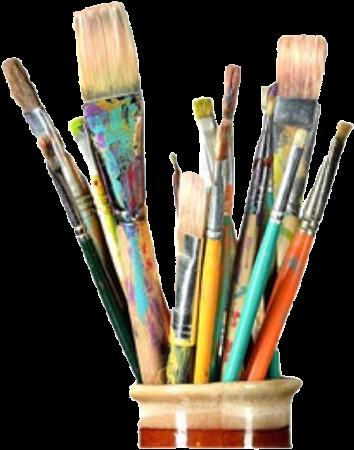 Art Paint Brush Png Transparent : Paintbrush painting ...