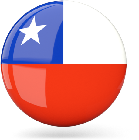 Chile Flag Clipart Png - Bandera De Chile Png - Free Transparent PNG Clipart  Images Download