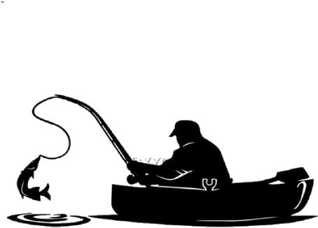 Fishing Boat Decal Clipart Full Size Clipart 4934247 Pinclipart