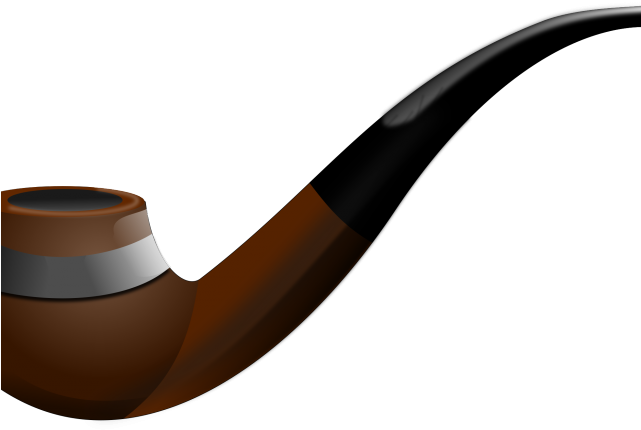 Cigarette Clipart Transparent Background - Smoking Pipe ...
