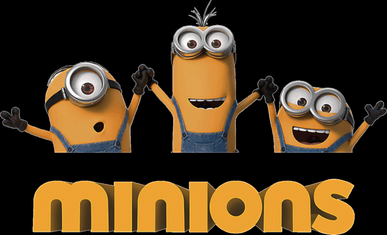 Meu Malvado Favorito Minions Logo Png Minions Png Clipart Full