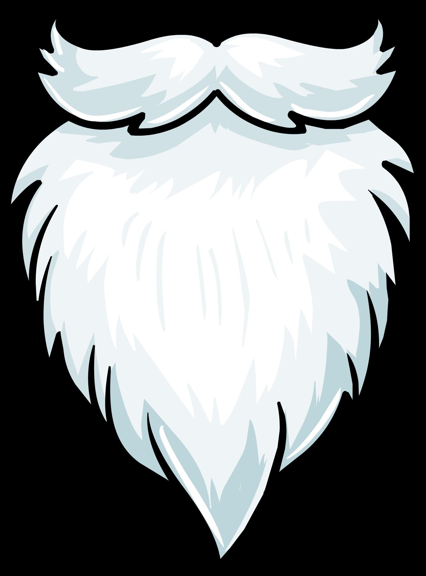 e1f3620a1 Beard Clipart Plain - Santa Beard - Png Download (1195x1618), Png Download. Download  Transparent Png