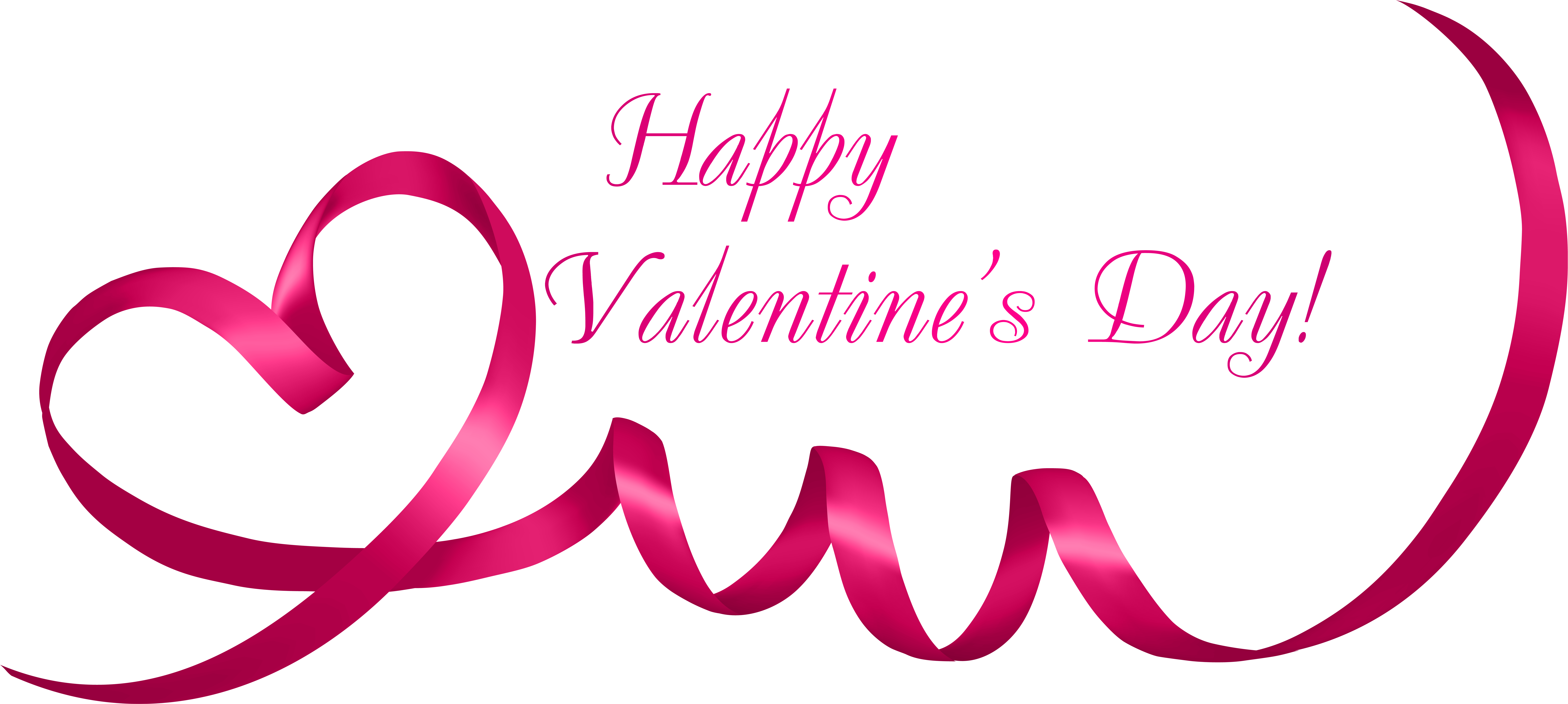 Happy Valentines Day Images With Rose Clipart - Full Size ...
