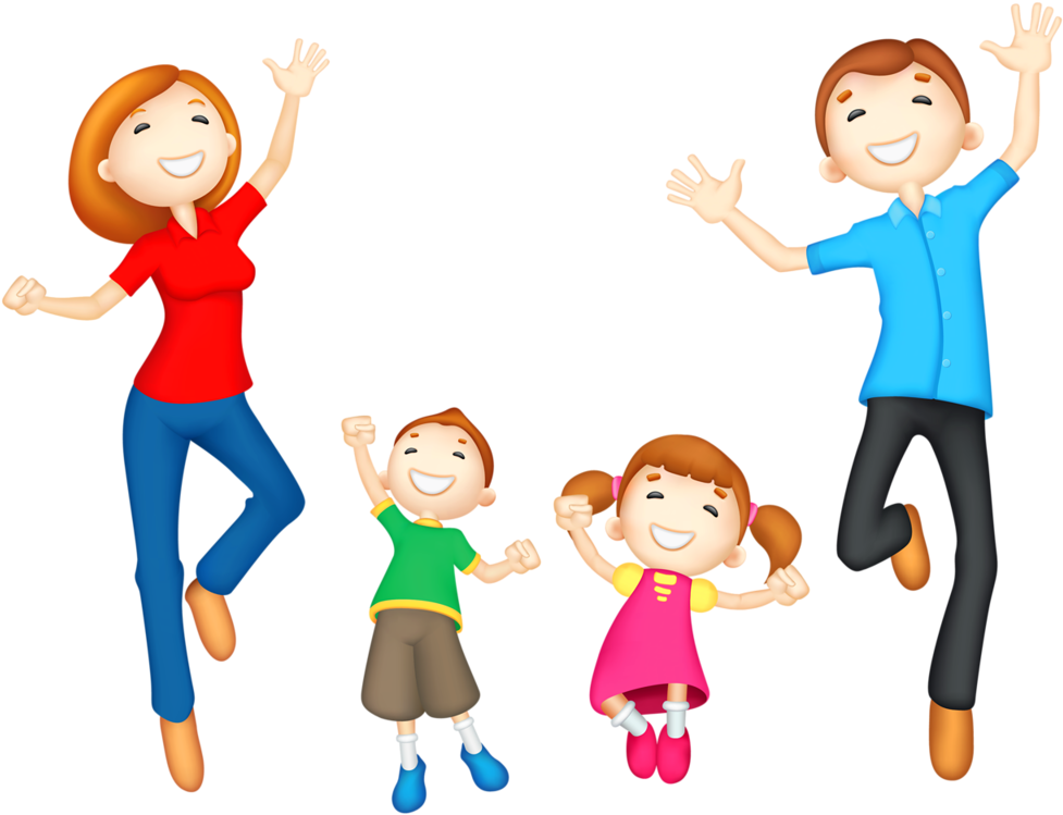 Appealing Mom And Dad Clipart Family Clip Art Mum Cat - Mother And ...