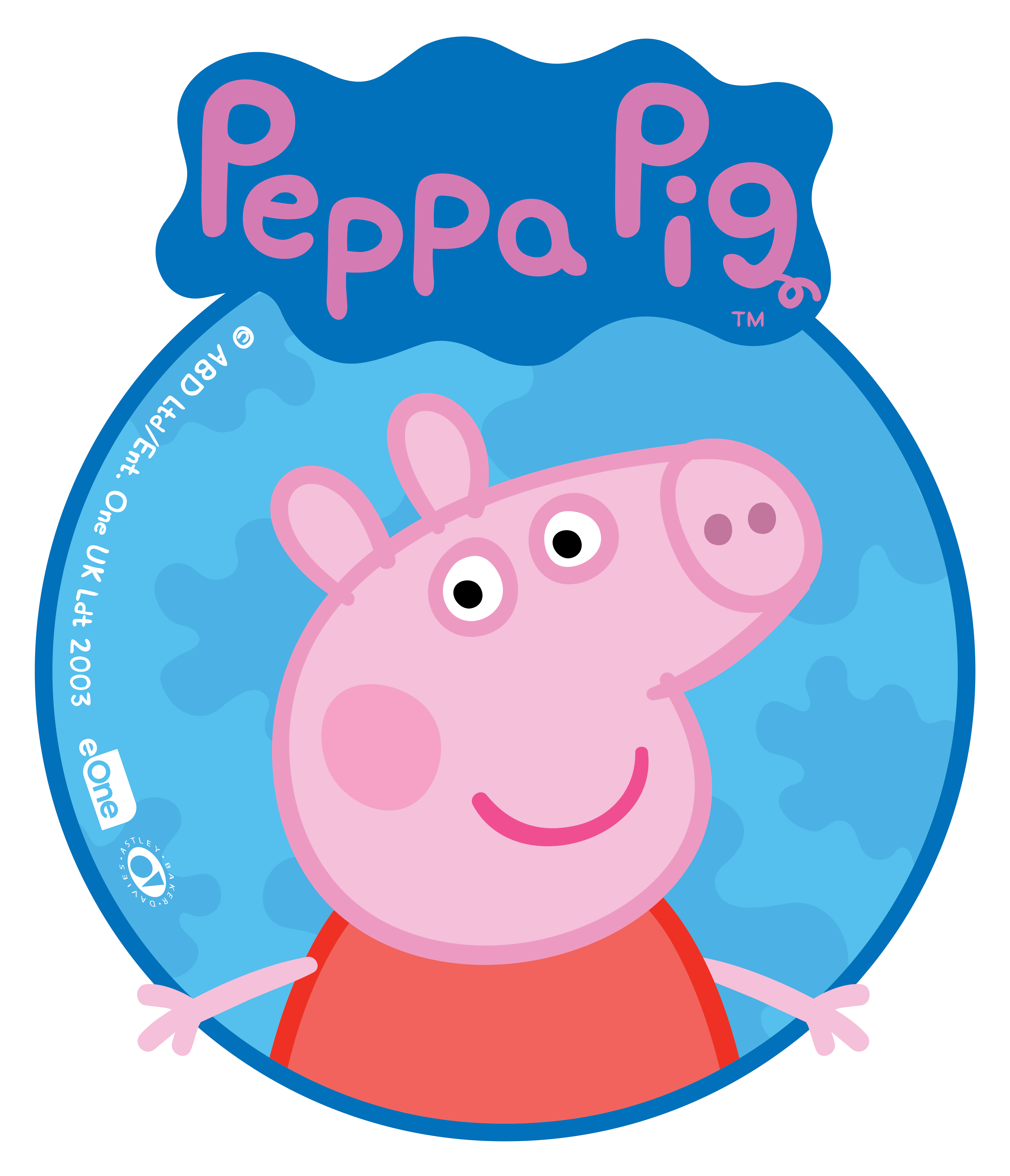 Transparent Peppa Pig Clipart Png - Peppa Pig - Full Size ...