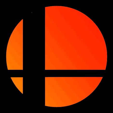 Smash Ball Png - Super Smash Bros Logo Gif Clipart - Full ...