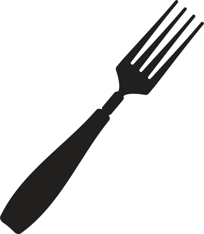 Transparent Plastic Fork Clipart - Png Download - Full ...