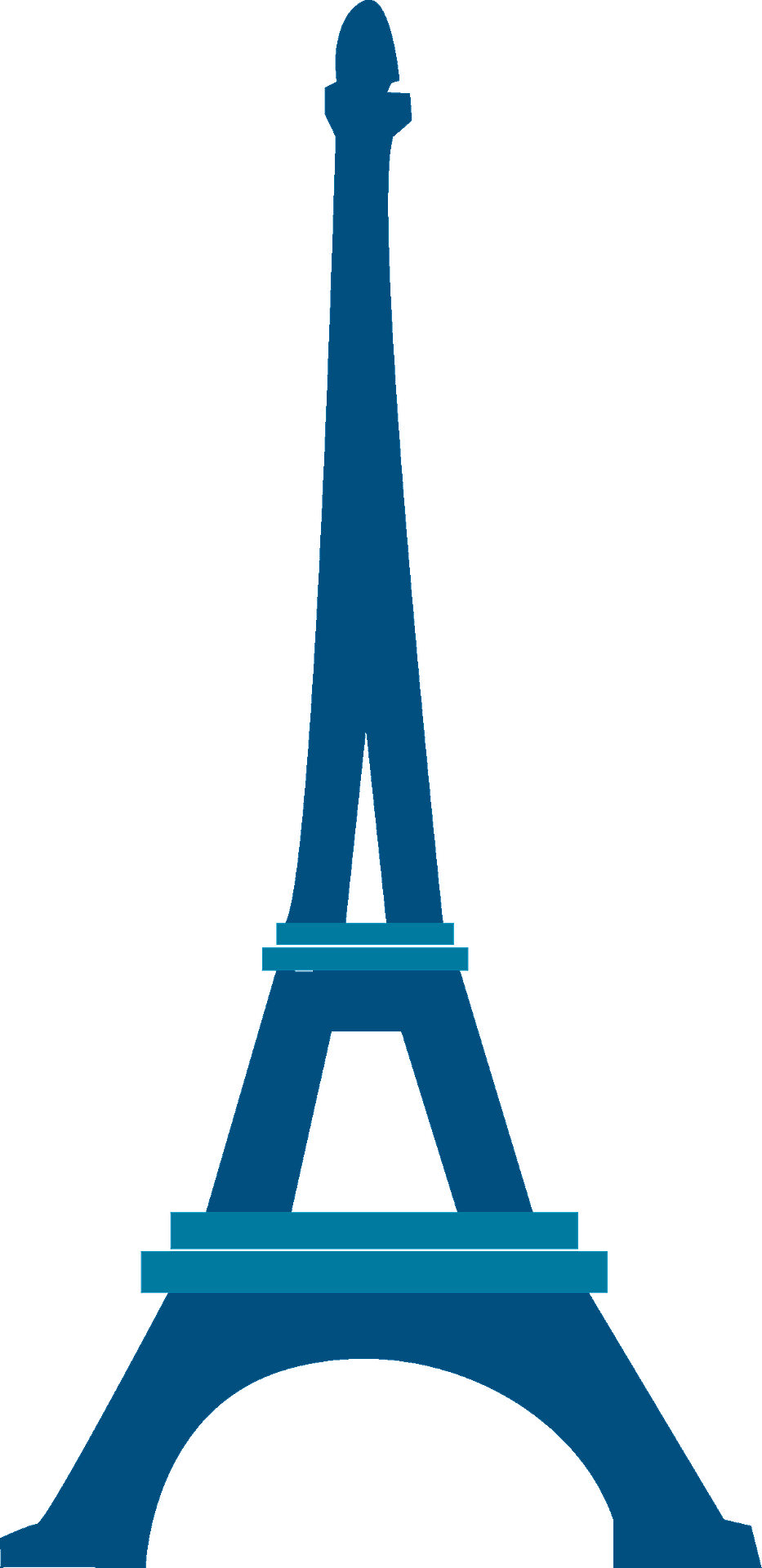 Eiffel Tower Clipart - Eiffel Tower Adobe Illustrator ...