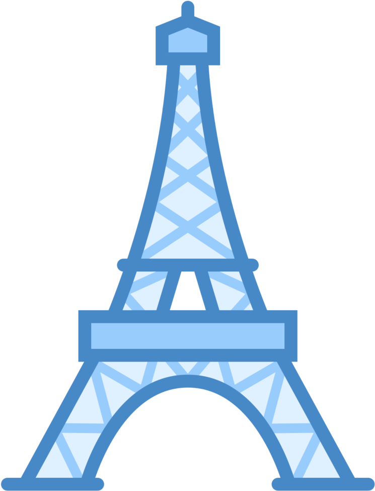 Download Eiffel Tower Png File For Designing Use - Denali ...