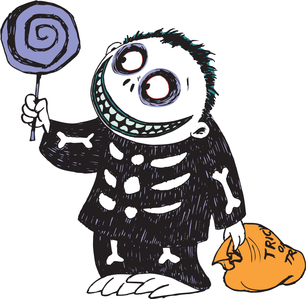 Barrel Nightmare Before Christmas Drawing Clipart - Full ...