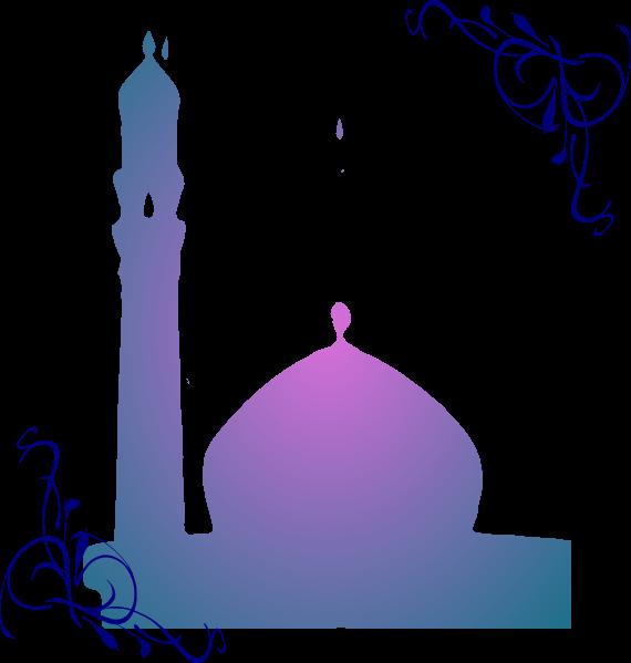 Masjid Clip Artfree Cliparts That You Gambar Kubah Masjid Kartun